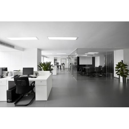 ICEBERG: Pannello LED 60x60 Backlight, 3800 lumen, 4000K. Bianco PANLED05-4000K Pannelli LED Velamp