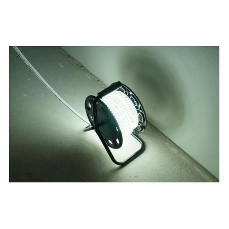 RibbON: Tira de LED IP65 de 25.000 lúmenes. Con bobinadora. 25m ST904 Stak Luces de 360° para sitios de obras