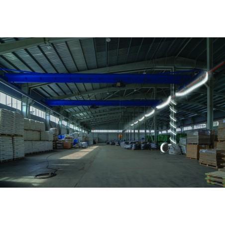 RibbON: IP65 LED strip 25,000 lumens. With reel. 25m ST904 Stak Jobsite 360° lights