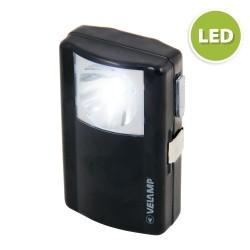 LANTERNETTE EVO: Lampe de poche métallique LED ID72LED Torches LED Velamp