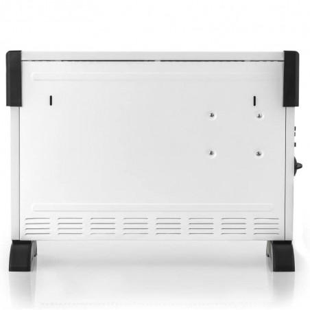 Termoconvettore 2 KW con funzione TURBO. Bianco PR206T Riscaldamento Velamp