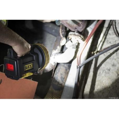 Faro torcia led ricaricabile led 30w cree 2200 lumen bulldog R930 Fari da lavoro (spotlight) ricaricabili e a pile Velamp