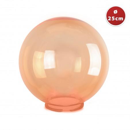 PMMA-Kugel, 250 mm, Pink SPH251-K Zubehör für APOLUX Kugeln Velamp