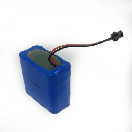 Batteria al litio 7,4V 8Ah BATT7480 Pile litio Velamp