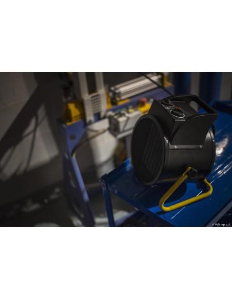 Chauffage d'atelier PTC 3KW STH3000W Chauffage et ventilation de chantier Stak