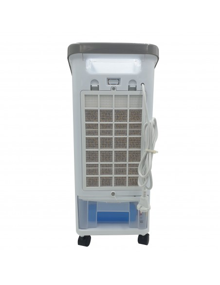 Raffrescatore evaporativo 75W, 3 velocità. Bianco COOLER34 Raffrescatori di aria Velamp
