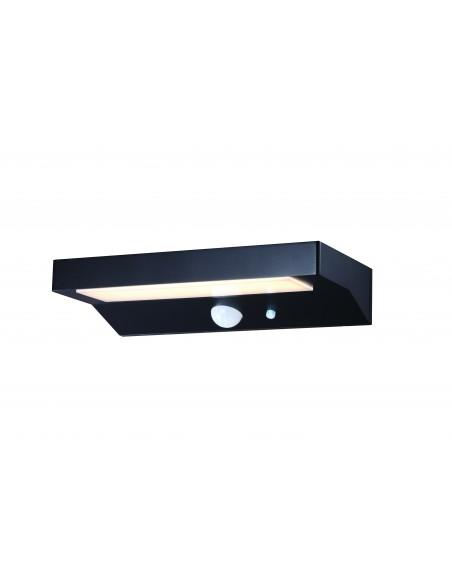 Applique LED a carica solare 600 lumen, con rilevatore di movimento SL238 Luci solari Velamp