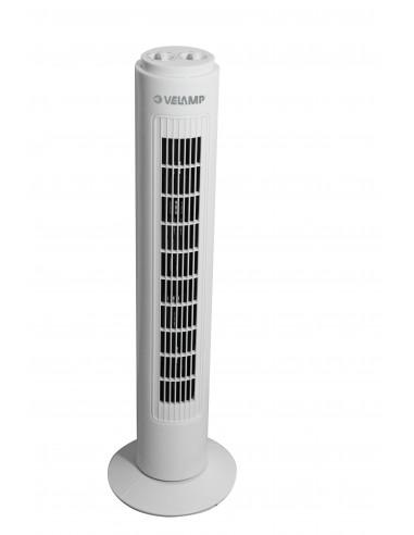 Ventilatore a colonna 73cm, 3 velocità, con timer VENT-COLT4 Ventilatori a piantana Velamp