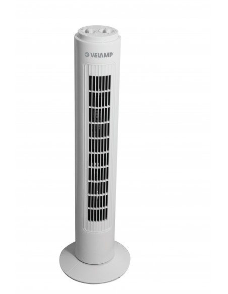 73cm column fan, 3 speeds, with timer VENT-COLT4 Velamp Pedestal fans