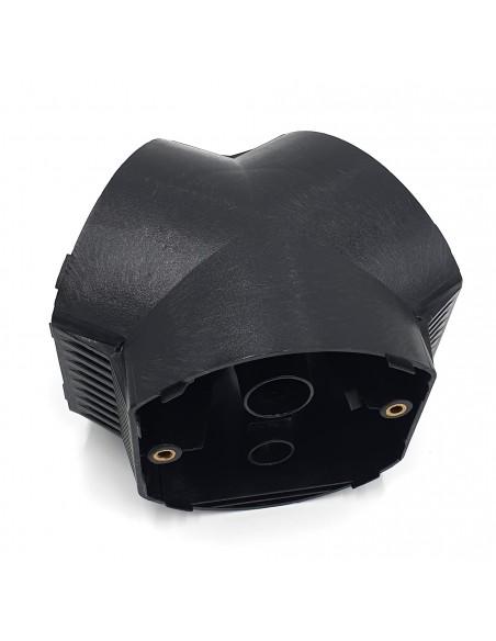Connecteur de mât pour 3 sphères APOLUX SPH183 Accessoires pour sphères série APOLUX Velamp