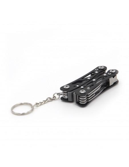 12 in 1 multipurpose pliers, foldable in steel D83 Velamp Voltage testers