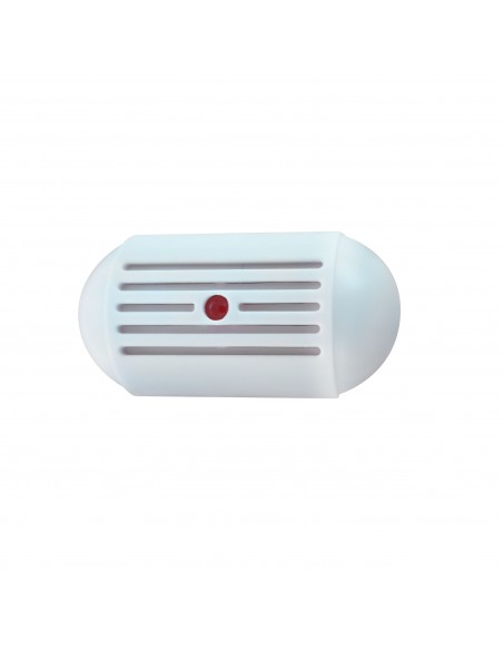 Prise électrique anti-moustique à ultra sons. Blanc REPEL01 Moustiquaires électriques Velamp