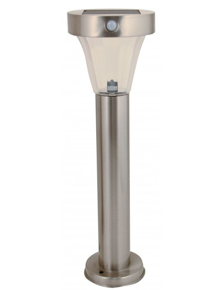MALIS XL: solar floor lamp, 200 lumen, with IR motion sensor SL420 Velamp Solar lighting