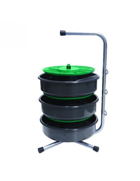 Enrouleur mod. TOP REEL 3 rouleaux PM02 Accessoires pour tire-fils Velamp