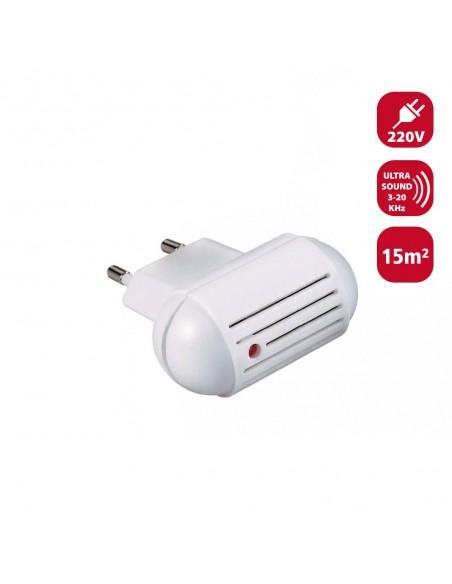 Ultra sound mosquito repellent electric socket REPEL01 Velamp Mosquito killer