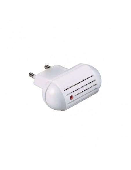 Presa elettrica antizanzare ad ultra suoni REPEL01 Antizanzare Velamp