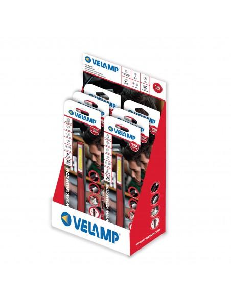 PROLED: penlight LED COB 3W + torcia 1W. Con clip calamitata IS314 Torce LED Velamp