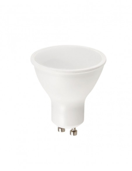 Lampadina SMD LED, Spot attacco GU10, 230V, 6W/470lm, 3000K, 120° LB106-30K Da classificare Velamp