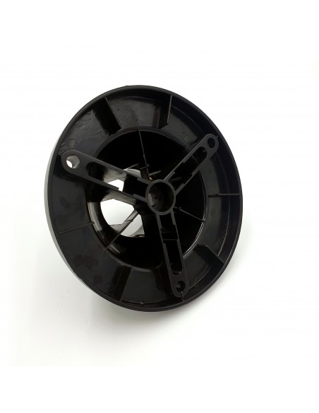 Bodenbefestigungssockel für Stäbe, ABS SPH162 Zubehör für APOLUX Kugeln Velamp
