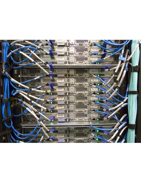 Cable de red CAT5E UTP 305mt en caja de extracción LAN5EU-305 Velamp Cables UTP / FTP y accesorios