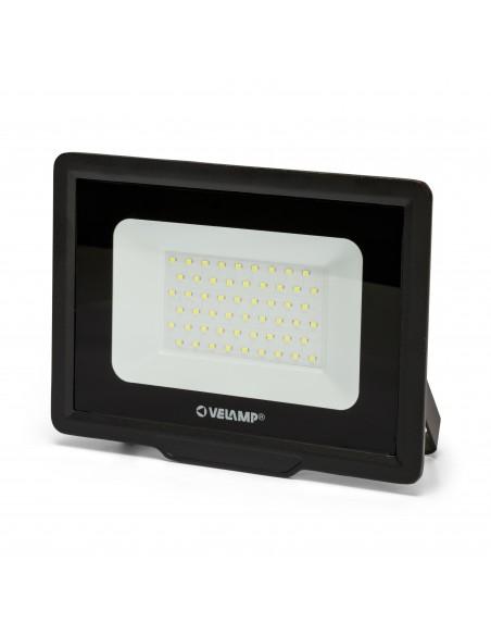 PADLIGHT5, proiettore LED SMD 50W IP65, nero 6500K IS760-5-6500K Faretti led da esterno Velamp