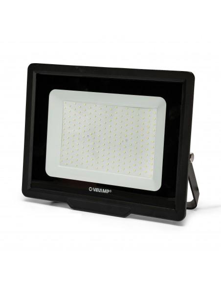 PADLIGHT POWER, 200W LED SMD floodlight, IP65, black, 6500K IS786 Velamp LED outdoor floodlights