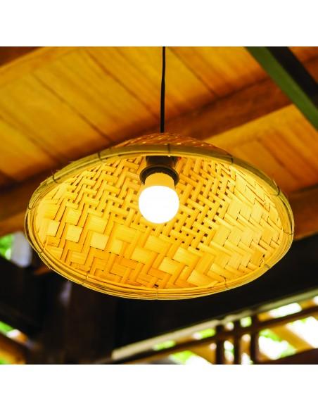 SMD LED bulb, P45 sphere, 6W / 470lm, E27 base, 3000K LB4067S-30K Velamp Da classificare