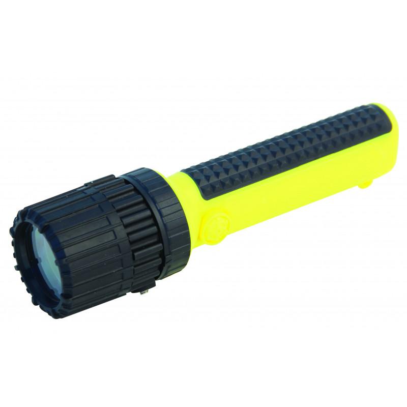 Ex-geschützte taschenlampe atex 18w cree mit zoom für minen ip67