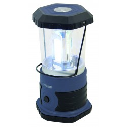 Lanterna camping cob led 1000 lm con bussola