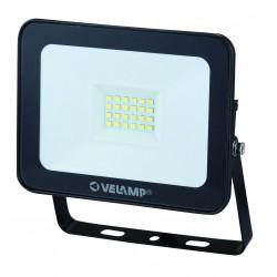 Padlight3 20w led smd floodlight ip65 black 4000k