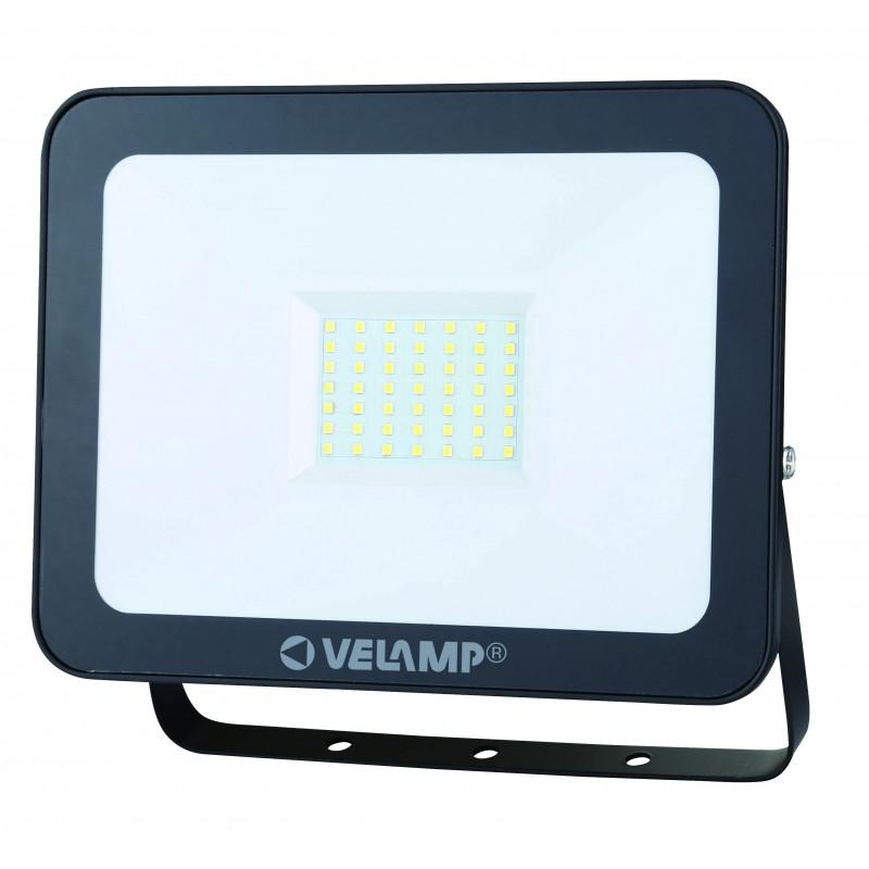 Padlight3 projecteur led smd 50w ip65 noir 4000k