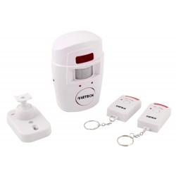 pir motion sensor alarm