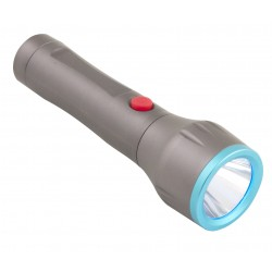 3W led metal flashlight