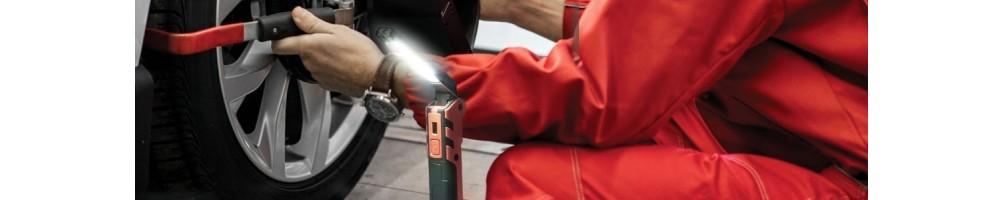 Arbeitsleuchten, wiederaufladbar und batteriebetrieben