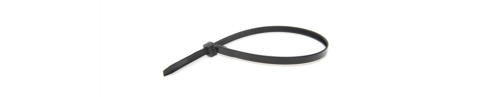 Nylon black cable ties