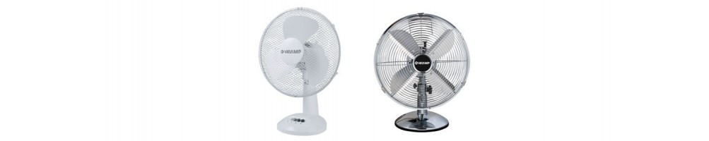 Ventilateurs de table et brasseurs d'air