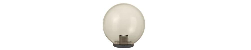 Lámparas esféricas APOLUX ámbar