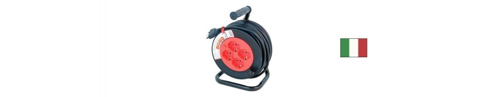 Italy cable reels